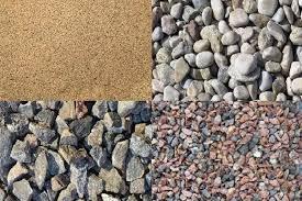 Сыпучие материалы